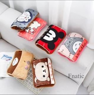 Túi suởi ấm cho mùa đông hoạt hình dễ thương(hình ngẫu nhiên) thumbnail