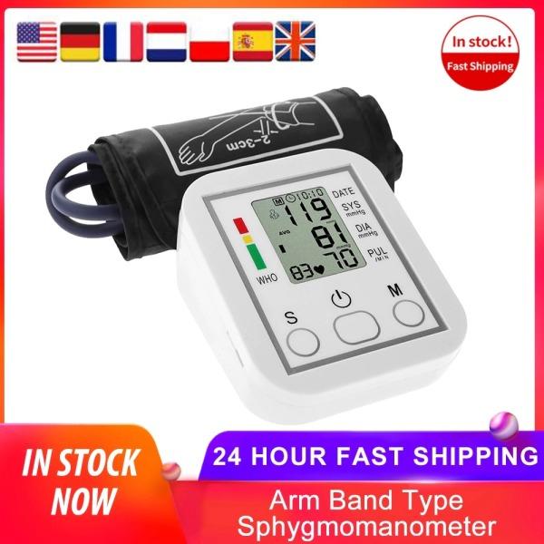 Máy đo huyết áp omron của đức , Máy đo huyết áp điện tử kiểu mới , công cụ đo huyết áp điện tử tự động độ chính xác cao hàng nhập khẩu nguyên chiếc. bán chạy