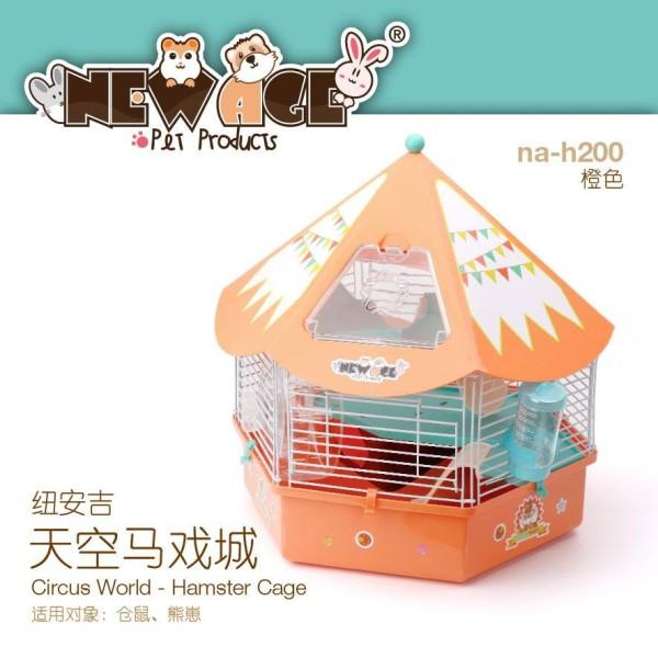 [Lấy mã giảm thêm 30%] Lồng lễ hội new age dành cho hamster cam kết sản phẩm đúng mô tả chất lượng đảm bảo an toàn đến sức khỏe thú cưng của bạn