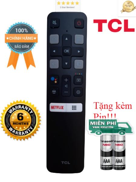 Bảng giá Điều khiển tivi TCL giọng nói- Hàng mới chính hãng TCL 100% - ALEX - TẶNG KÈM PIN