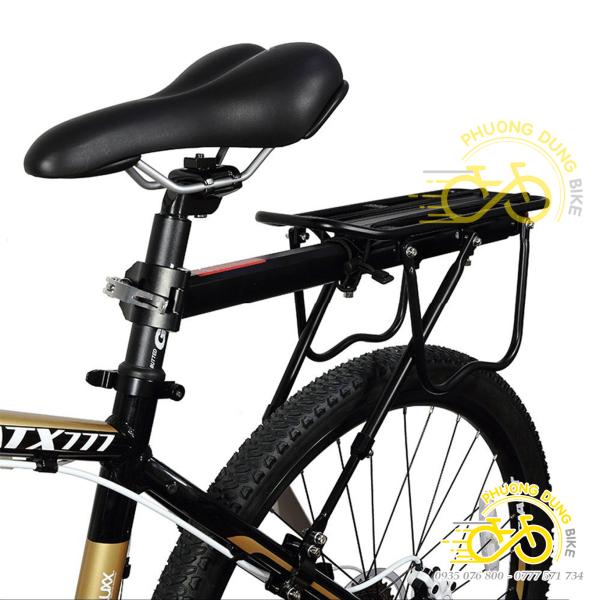 Mua Baga xe đạp kẹp ống yên xếp vặn ốc - Có kèm cờ lê, lục giác
