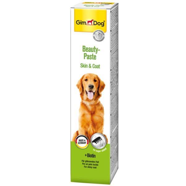Gimdog Beauty Paste- Gel dinh dưỡng giúp lông bóng mượt, móng săn chắc cho chó