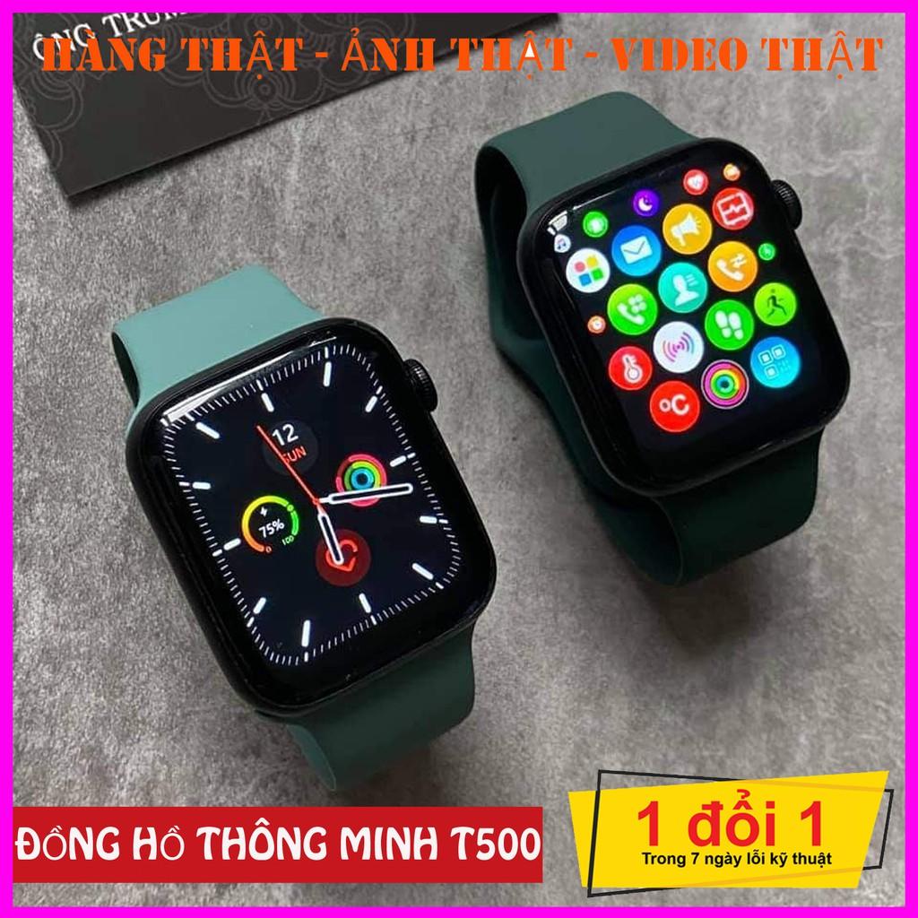 [PHIÊN BẢN MỚI] Đồng hồ thông minh Apple iWatch Series 5 40mm - 44mm viền nhôm dây cao su, – Phiên bản mới, mang trải nghiệm tốt hơn BH 12 Tháng