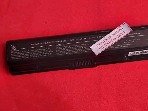 Bảng giá Pin laptop TOSHIBA SATELLITE SA A215, A215-S4697, A215-Series loại tốt Phong Vũ