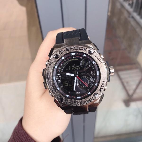 Đồng hồ Nam thể thao  GST200cp Black bán chạy