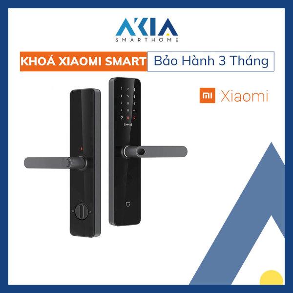 Khóa Cửa Thông Minh Xiaomi Smart Door Lock (Bản có NFC) - Hàng Chính Hãng