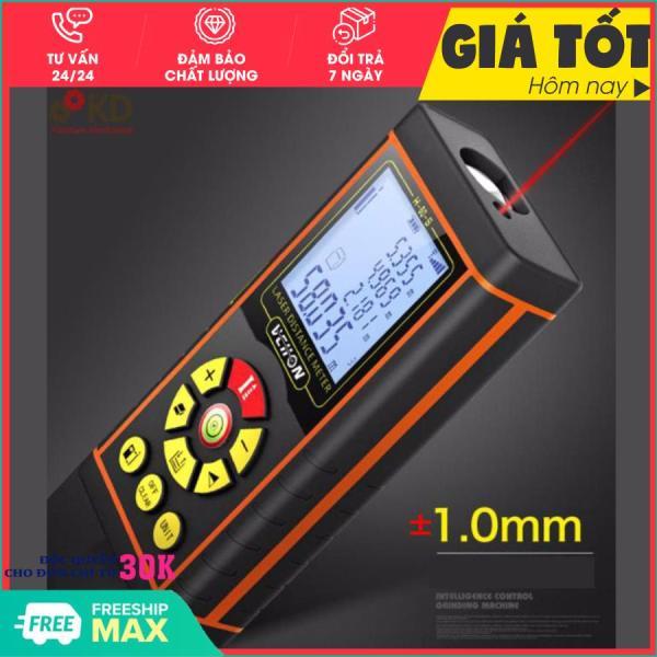 Thước laser,đo diện tích, thể tích Thước đo khoảng cách bằng tia laser H40 phạm vi 40m cực kì chính xác (Đỏ), thương hiệu VCHON