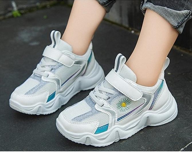 Giày thể thao cho bé gái từ 4 đến 15 tuổi TTA021 giá rẻ