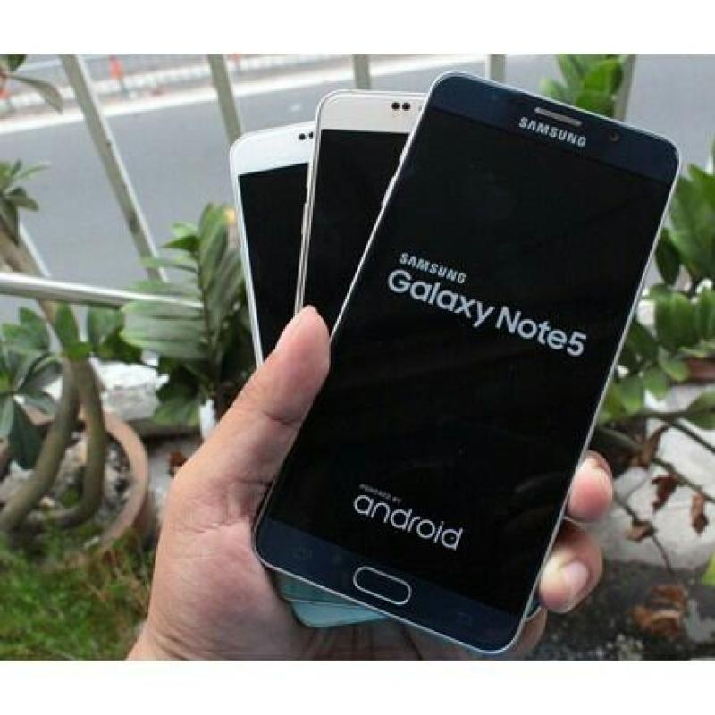 SAMSUNG GALAXY NOTE 5 ram 4G/32G mới Fullbox - Bh 1 đổi 1