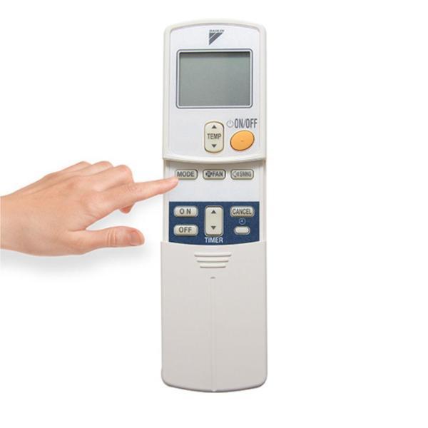 Remote máy lạnh điều hòa Daikin 1 chiều và 2 chiều (Loại không Inverter).