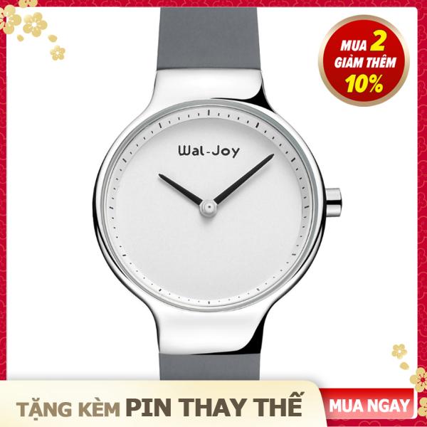 Nơi bán [Tặng Kèm Pin Thay Thế] Đồng Hồ Nữ Đẹp Giá Rẻ Wal-Joy Apple Style – Thiết Kế Thông Minh - 4 Màu Thời Trang - Dây Đeo Dễ Dàng Thay Đổi - Chống Nước 3ATM - Bảo Hành 12 Tháng