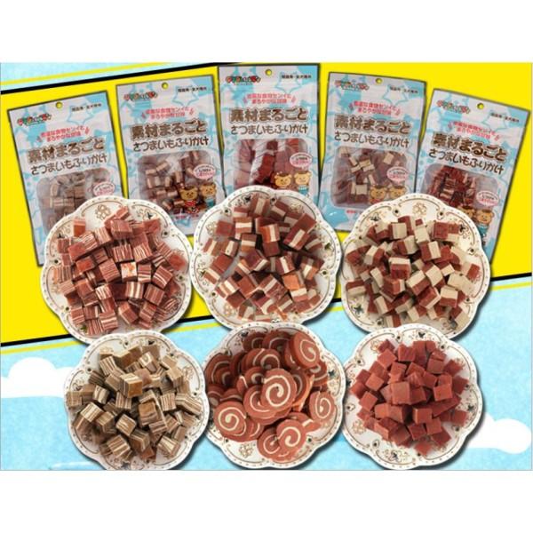 Bánh thưởng cho chó Sumiho (Nhiều vị) Đồ ăn cho chó mèo thú cưng 100g