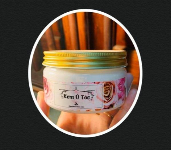 Kem ủ tóc - Ủ bơ nguyên chất cao cấp