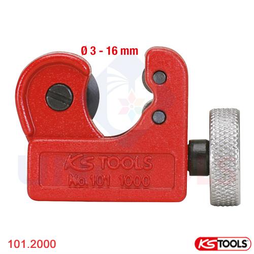 Dao cắt ông mini 3-22 mm KS Tools 101.2000