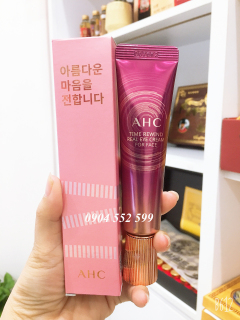 Kem dưỡng da mắt AHC Time Rewind Real Korea thumbnail