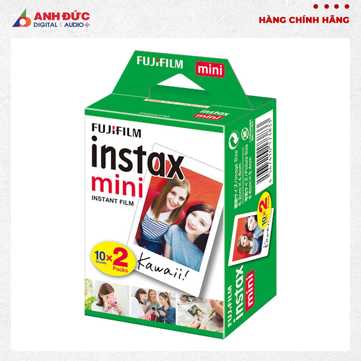Giá Phim Instax ColorFilm Mini 20 tấm
