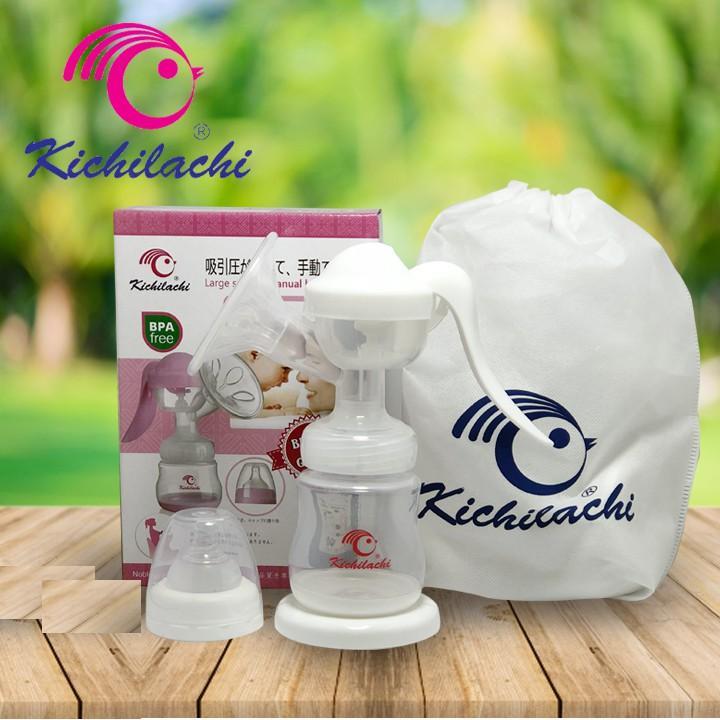 Không Thể Bỏ Qua Giá Hot với Máy Hút Sữa Cầm Tay Kichilachi Tặng 6 Túi Trữ Sữa