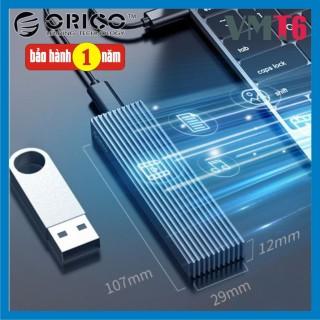 Box ổ cứng SSD M2 NVME to USB Type-C làm ổ di động ORICO M2PV-C3 - Bảo hành 12 tháng thumbnail