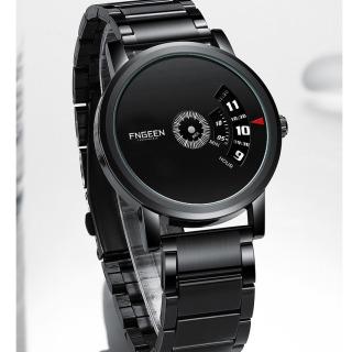 Đồng hồ nam FNGEEN F0230F thiết kế sang trọng Chống nước sinh hoạt rất tốt - Mặt kính Mineral rất trong và chồng trầy sinh hoạt Vỏ và dây làm bằng thép Kiểu dáng năng động và lịch lãm thumbnail