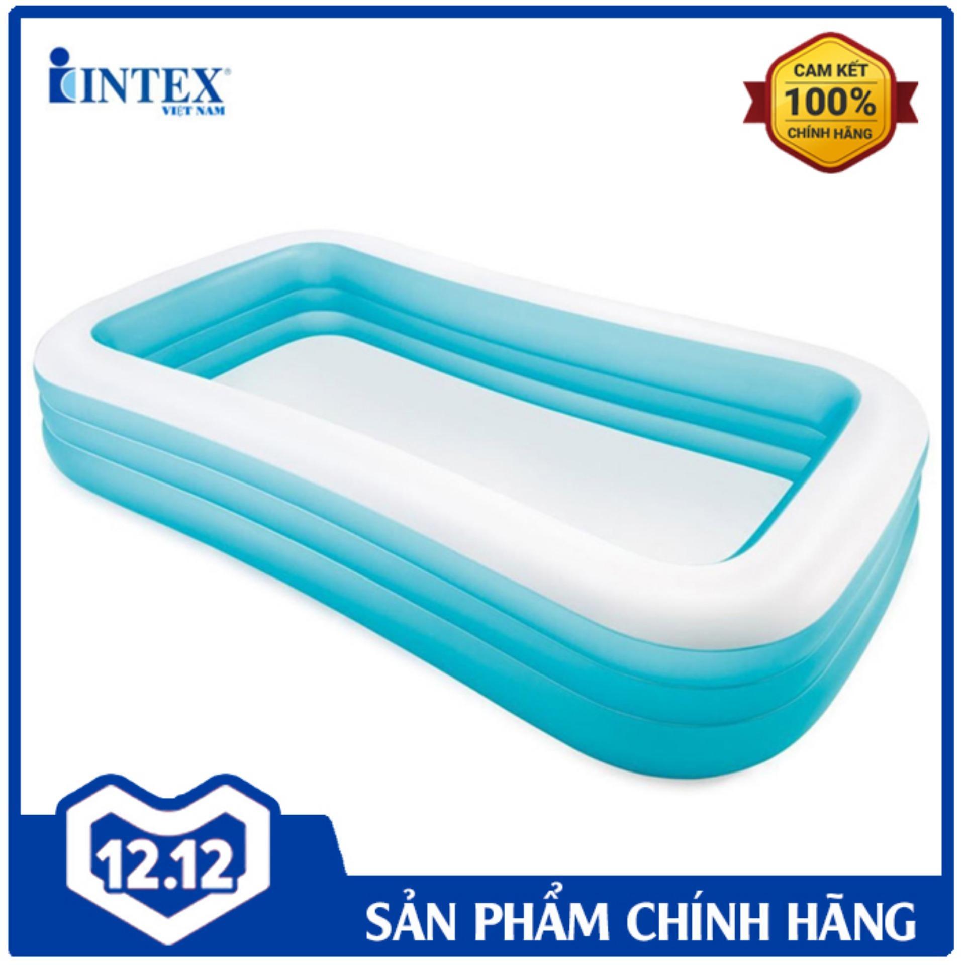 Bể Bơi Phao Gia đình INTEX 58484 Giá Sốc Không Thể Bỏ Qua