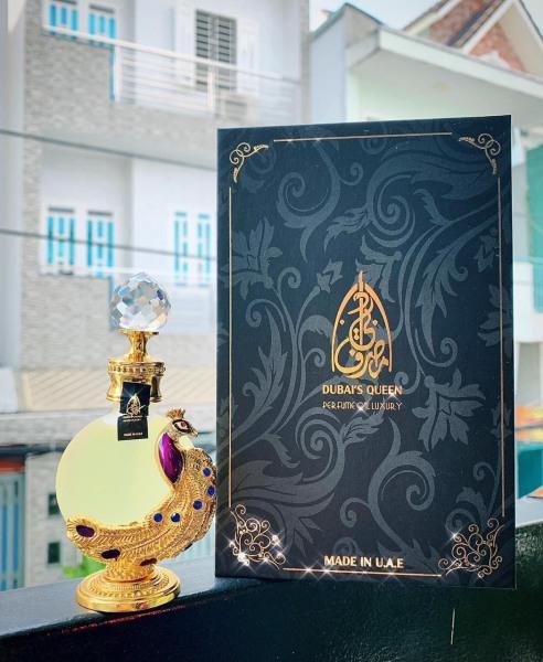 Tinh dầu nước hoa Dubai Queen- PHƯỢNG HOÀNG