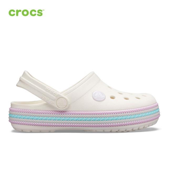 CROCS Giày Lười Trẻ Em Crocband Sport Cord Clog Oys 205899 giá rẻ