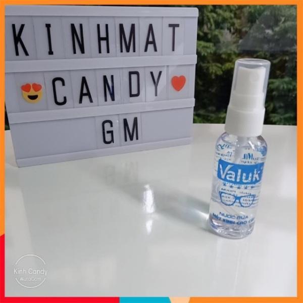 Giá bán Nước rửa mắt kính cao cấp dạng xịt Valuk - Tiệm kính Candy
