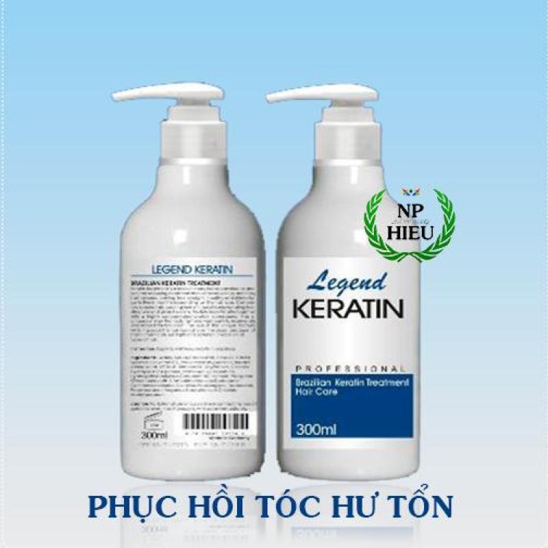 Phục hồi tóc hư tổn Legend Keratin nhập khẩu