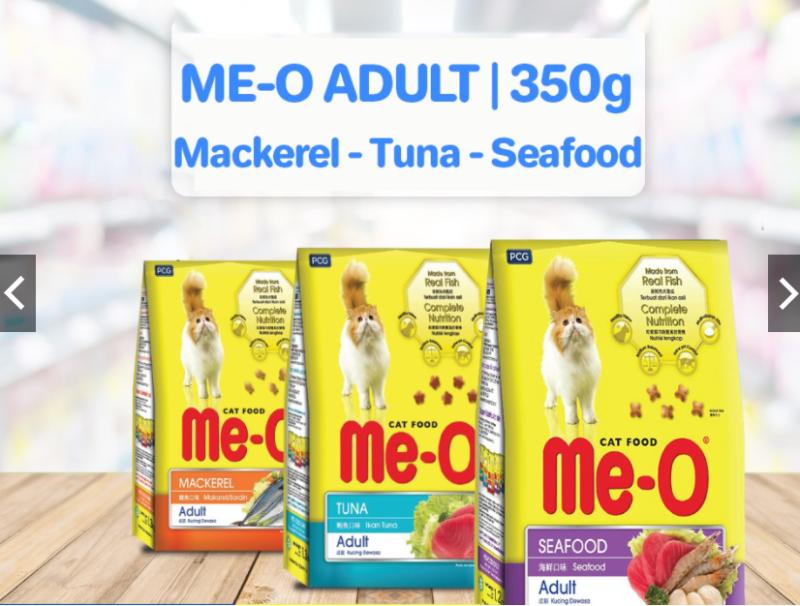 Thức ăn cho mèo trưởng thành Me-O (túi 1,2kg)