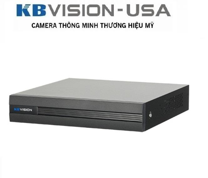Đầu ghi hình Mini HD 8 kênh 5 in 1 KBVISION KX-A7108SD6