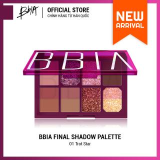 [ Mới ] Bảng phấn mắt đa năng Bbia Final Palette - 01 Trot Star thumbnail