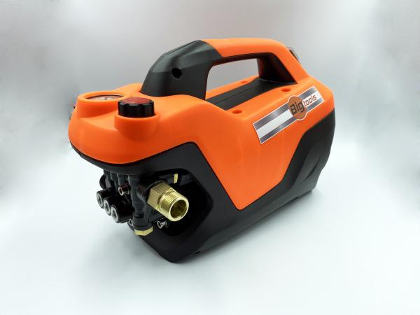 Máy rửa xe có chỉnh áp 2800W Bigtools 980 (tặng bình bọt tuyết, nước rửa xe tạo bọt 250ml)