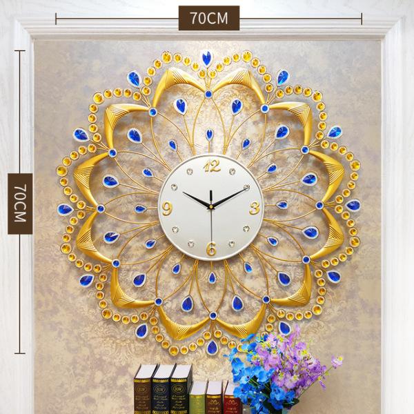 Nơi bán Đồng hồ bông hoa Lian617