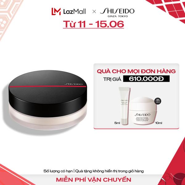 Phấn phủ dạng bột Shiseido Synchro Skin Invisible Silk Loose Powder 6g
