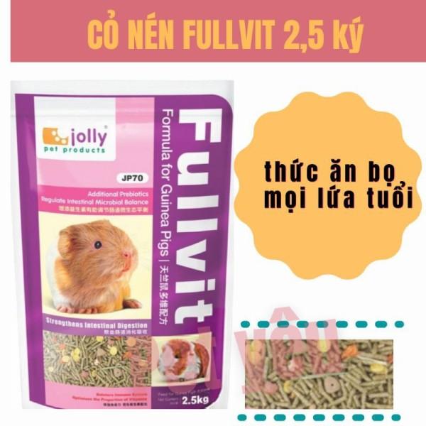 cỏ nén FULLVIT thức ăn bọ dưới trên 6 tháng bọ có thai và chăm sóc con