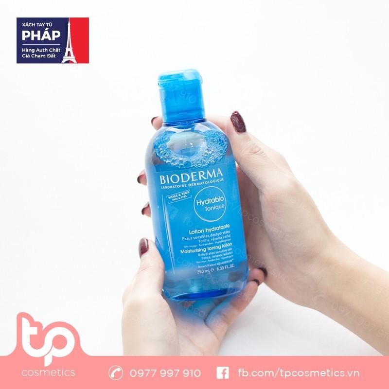 Nước Hoa Hồng Bioderma Hydrabio Tonique 250ml cao cấp