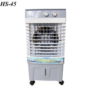 (Xả kho số lượng cực lớn) - Quạt điều hòa 40L HS-45 COOL SUMMER chính hãng- có chức năng hẹn giờ- Màng lọc kháng khuẩn khử mùi- Làm mát và lọc không khí- Bảo h thumbnail