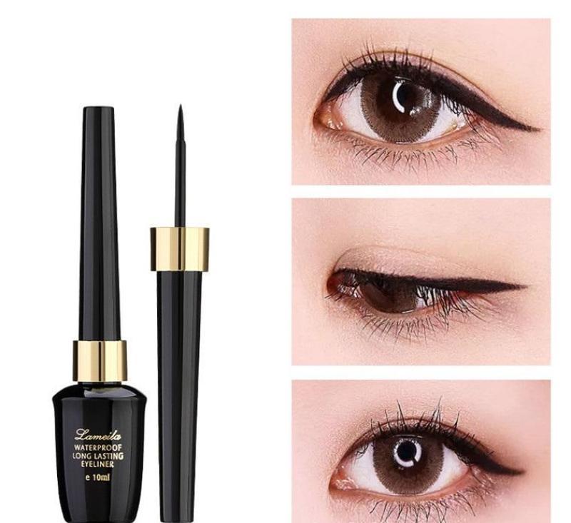 Dụng cụ kẻ viền mắt 10ml-Vẽ viền mắt 10ml- Kẻ mắt