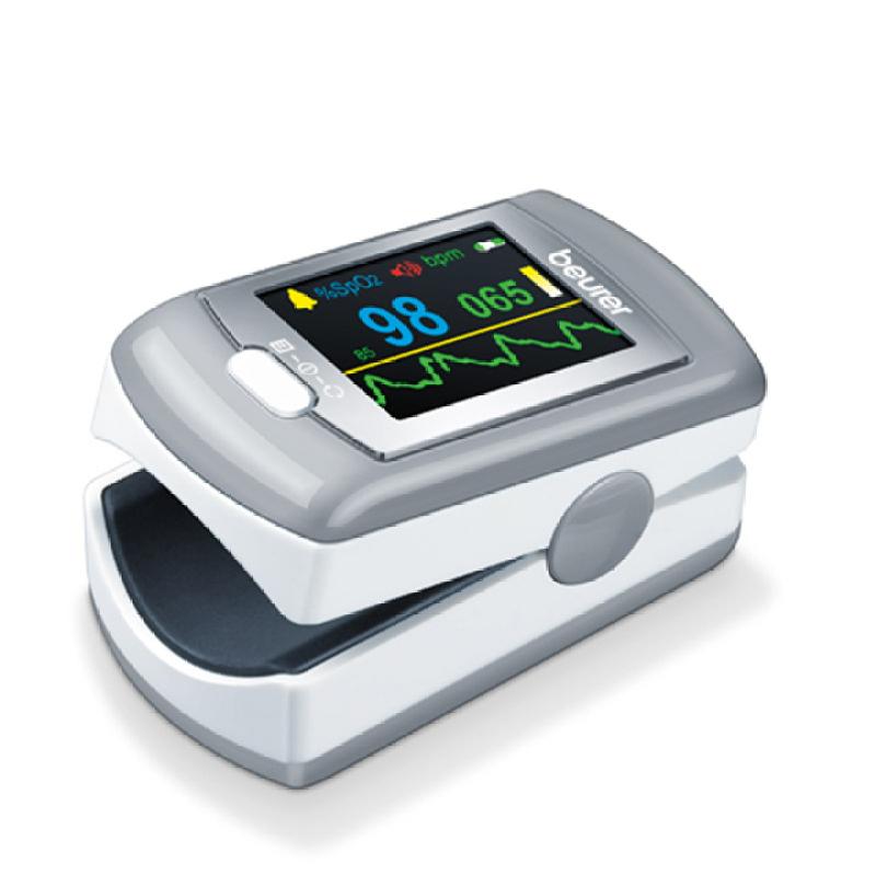 Máy đo khí máu và nhịp tim Beurer PO80 Bảo hành 2 năm CHÍNH HÃNG bán chạy
