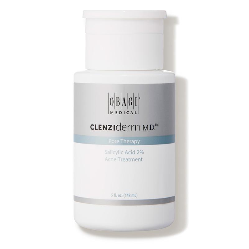 Dung dịch BHA giúp giảm mụn, giảm nhờn Obagi Clenziderm MD Pore Therapy 148ml .