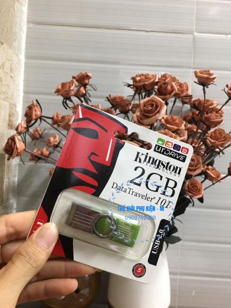 Bảng giá USB 2GB Kingston DT101 - Giá rẻ, bảo hành 1 đổi 1 Phong Vũ