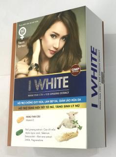 I WHITE VIÊN UỐNG HỖ TRỢ TRẮNG DA thumbnail