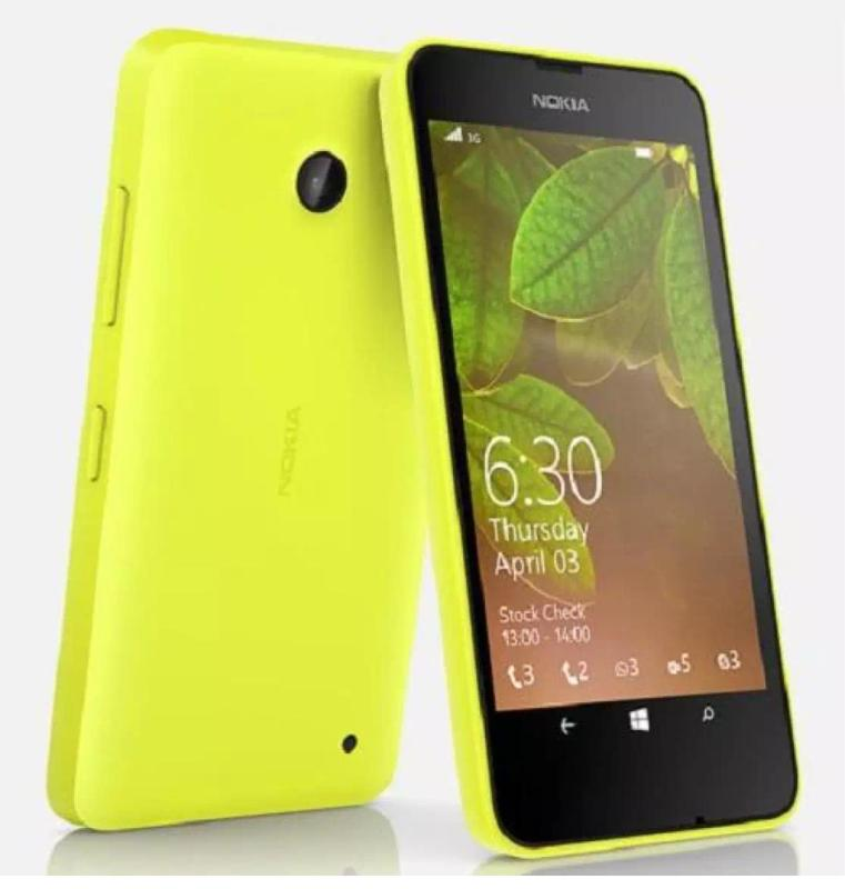 Điện thoại NokiaLumia 630
