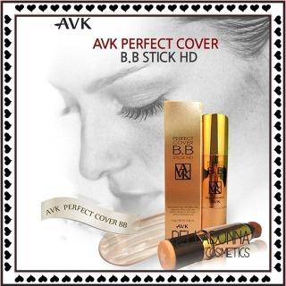 Kem trang điểm dạng thỏi BB AVK Perfect Cover B.B Stick HD 12.5g thumbnail