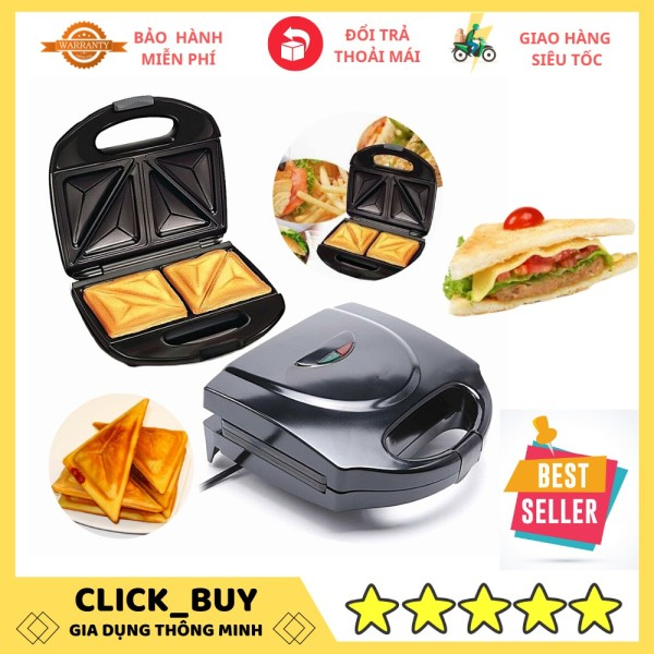 SALE HOT-Máy làm bánh Hotdog Sokany KJ-102, dễ dàng vệ sinh, an toàn tiện lợi BẢO HÀNH 6 THÁNG TẠI Ý STORE