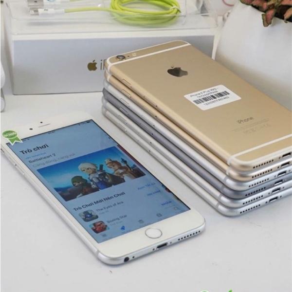 Điện thoại iphone 6S Plus 32Gb Qte chính hãng - tặng phụ kiện , bảo hành toàn quốc