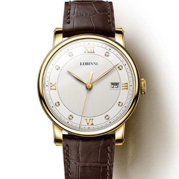 Đồng hồ nữ chính hãng Lobinni No.1651-6
