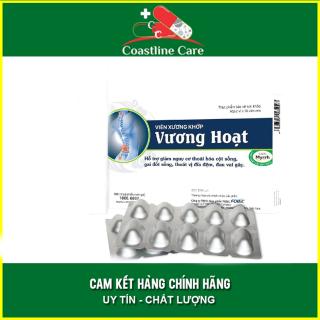 Vương Hoạt Hộp 20 Viên Viên Xương Khớp Hỗ Trợ Giảm Nguy Cơ Thoái Hóa Cột Sống - Coastlinecare Pharmacy thumbnail
