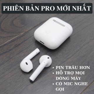 Tai Nghe Bluetooth i12 Nâng Cấp Chip 5.0 Pin Trâu Hơn, Âm Thanh Cải Tiến Hỗ Trợ Mọi Dòng Máy - Âm Thanh Vòm, Cửa Sổ Kết Nối - Tai Nghe Bluetooth Mini Không Dây, Tai nghe buetooth thumbnail