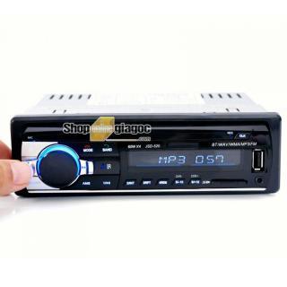 Đầu 1din MP3 Bluetooth JSD-520 12v thumbnail